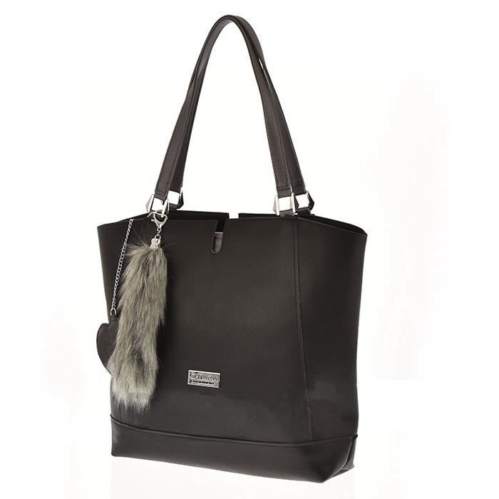 geanta dama ecologica cu blanita